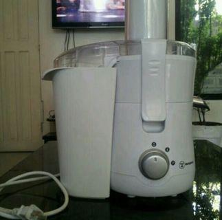 Westing house juicer