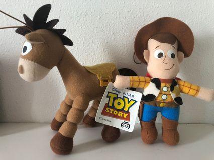 Toy story 反斗奇兵 胡迪
