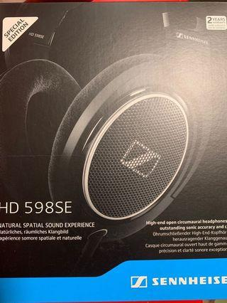 Sennheiser HD598 SE Headphones