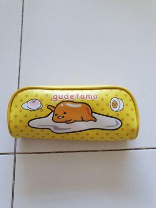 Gudetama Pencil Case