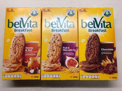 澳洲Belvita早餐餅乾 Belvita Breakfast Biscuits (現貨)