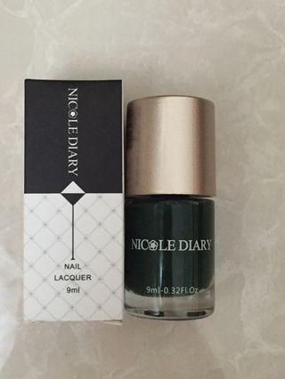 Nicole Diary 9mL Nail Polish in Jungle Whisper
