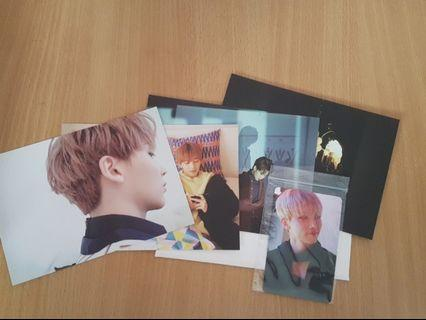 Official JEONGHAN SET