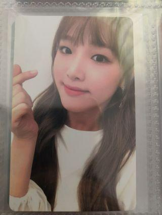 [WTT]IZ*ONE colour*iz photocard