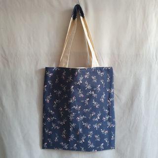 🚚 Handmade Reversible Floral Tote Bag