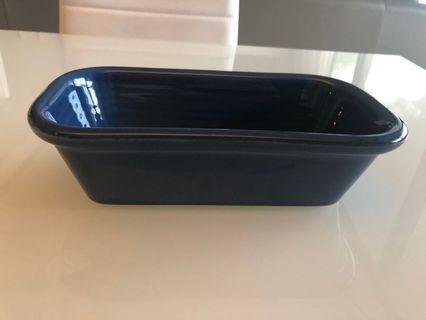 🚚 Crate & Barrel Ceramic Loaf Pan