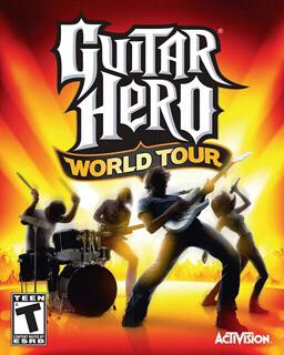 🚚 Guitar Hero World Tour
