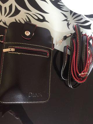 Iphone plus sling bag