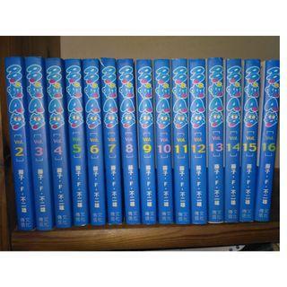 多啦A夢文庫版 (2-16卷)