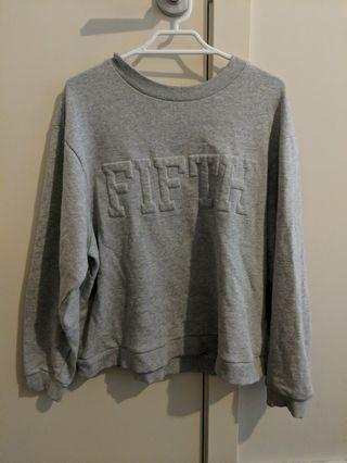 Fifth Label Jumper