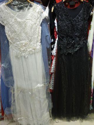 Wedding dress / bridesmaids / dinner dress
