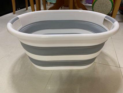 BB沖涼🚿洗👕👚👖摺摺膠盤