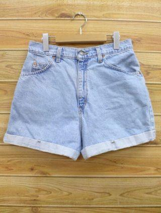 Authentic Levis Womens Shorts Pants