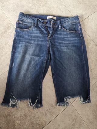 🚚 Genuine GUESS jeans denim bermuda shorts