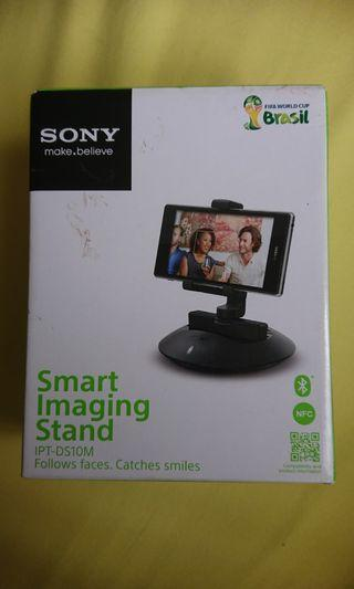 🚚 SONY Smart Imaging Stand IPT-DS10M - Follow faces. Catches Smiles
