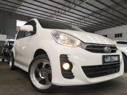 P. Myvi 1.5L-SE (M) 2013 full loan