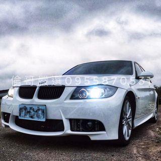 2006年 BMW 320D 全車M版套件
