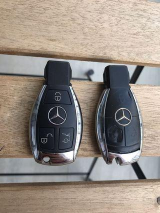 Mercedes Key Fob and Remote Replacement
