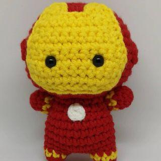 Handmade Marvel Doll - Ironman