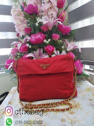 Authentic Vintage Prada Sling Bag