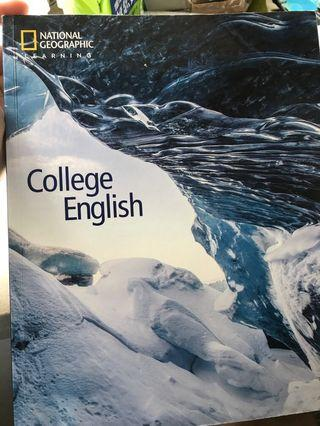 National geographic learning college English