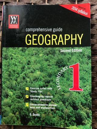🚚 Comprehensive Geography Secondary one