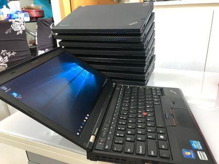 (超新淨,新版再反20部) Lenovo 商務機 IBM thinkpad  x230 i5 /ssd/NOTEBOOK 手提電腦 /8秒開機原價近一萬