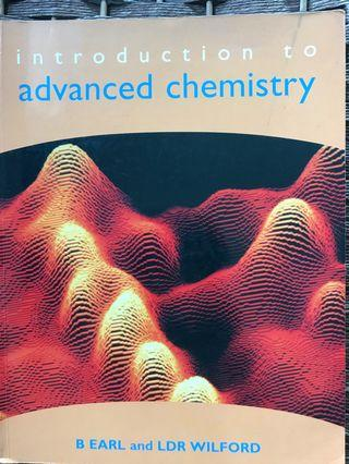 🚚 Introduction to advanced Chemistry