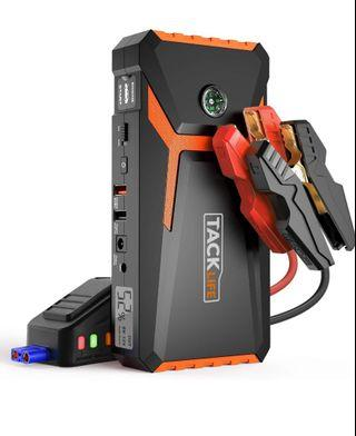 Tacklife car jump starter 800A