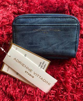 Adrienne Vittadini dual zip wallet