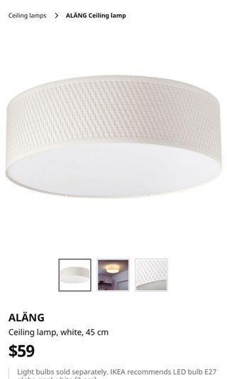 🚚 Alang Ceiling Lamp - 45cm
