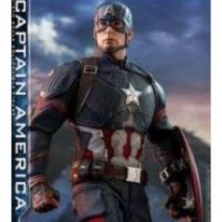 <<<徵>>>  Hot Toys End Game : Captain America 訂單