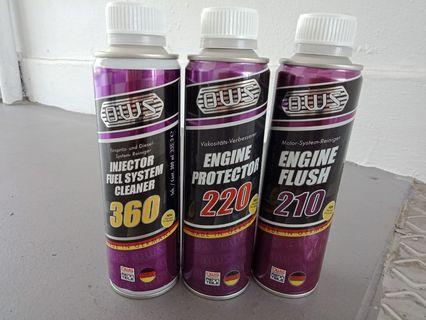 Ows engine flush