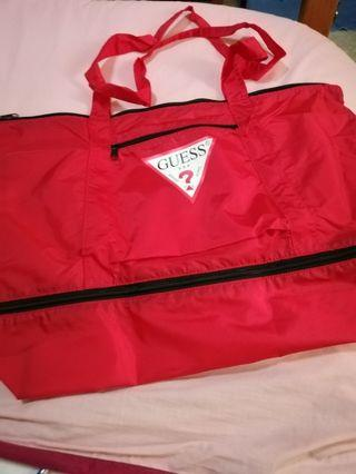 Guess Foldable Tote Bag