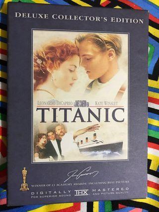 鐵達尼號 (經典電影豪華版珍藏dvd)
