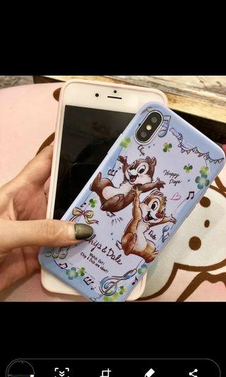 Chip and Dale 手機殼 (買2個減10蚊)