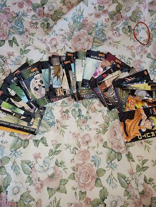 Naruto Ninja Rank Trading Card Game