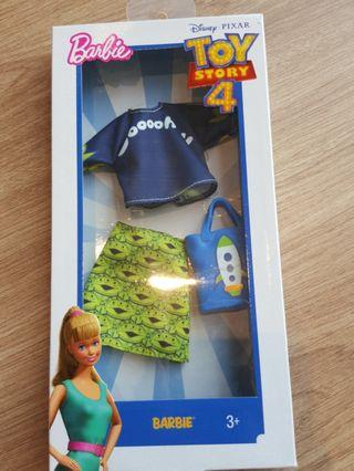 🚚 Toy Story Barbie Outfit(x2)