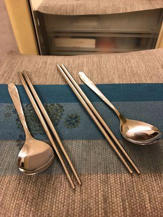 🚚 環保餐具🍴(2組)