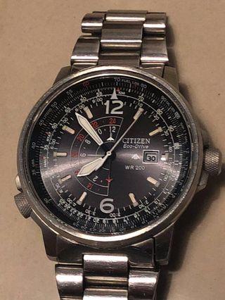 Citizen 一代飛行錶