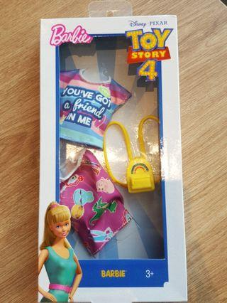 Toy Story 4 Barbie Outfit
