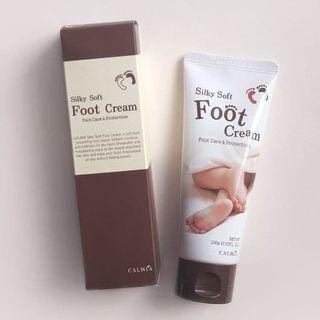 Calmia Silky Soft Foot Cream