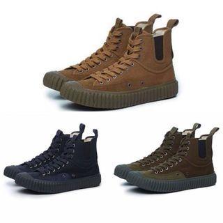 🚚 🖖左撇子代購✈️保證正品 限量 韓國餅乾鞋 excelsior 二代高筒