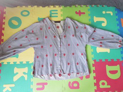 🚚 Zara Shirt for Girls
