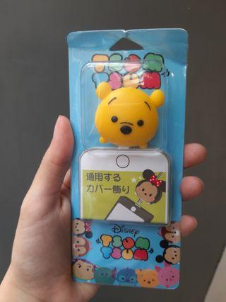 Cable protector winnie the pooh