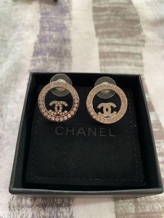Chanel 耳環 earrings