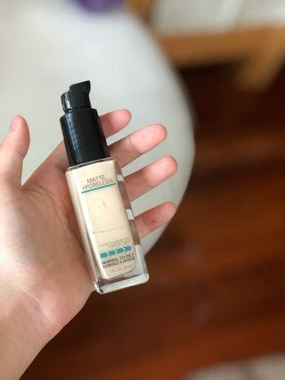 Pre❤️Maybelline FIT ME Foundation 110