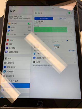 iPad Pro 12.9 128GB 4G Cellular 極新 四角無崩花