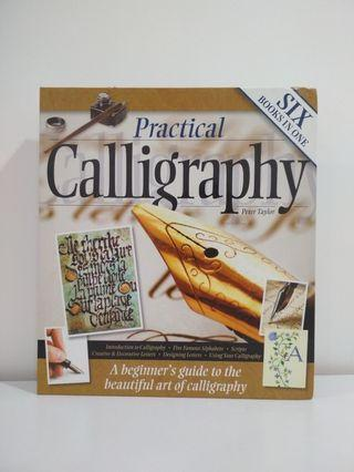 Calligraphy Guide Book (6 books in one)