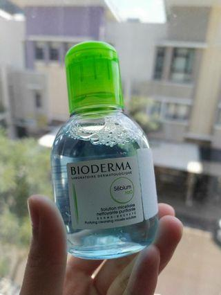 [NEW 100%] BioDerma Purifying Cleansing Micelle Solution (100ml)